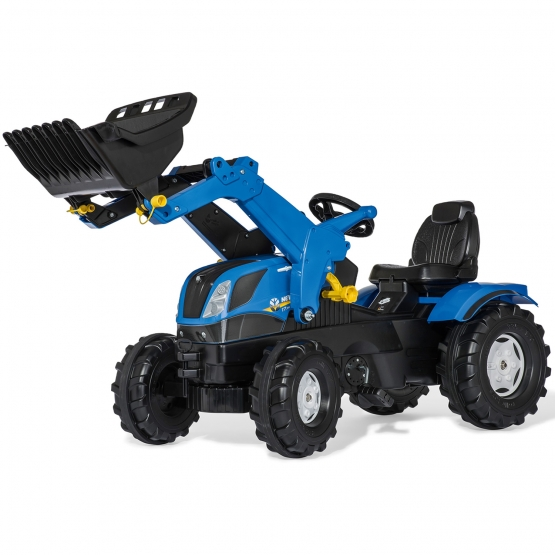 rollyFarmtrac New Holland mit Lader