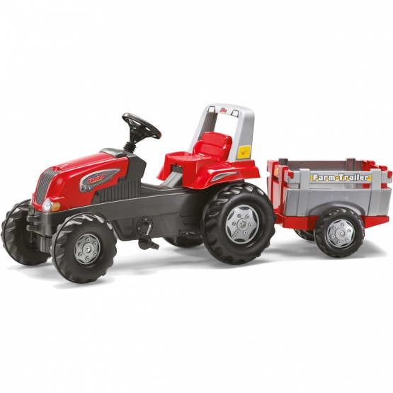 rollyJunior RT mit Farm Trailer