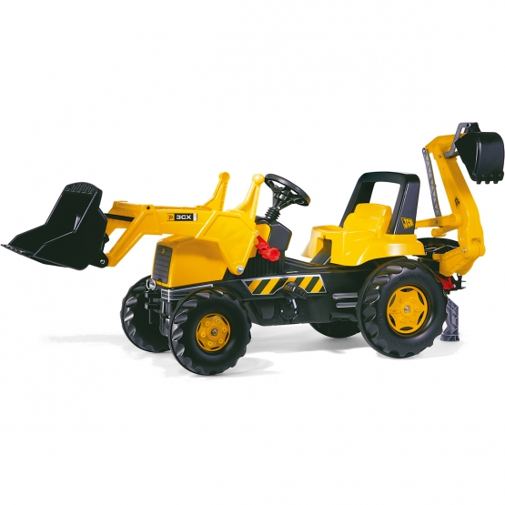 rollyJunior JCB Backhoe Loader