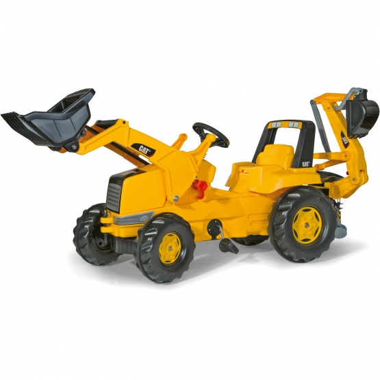 rollyJunior CAT Backhoe-Loader