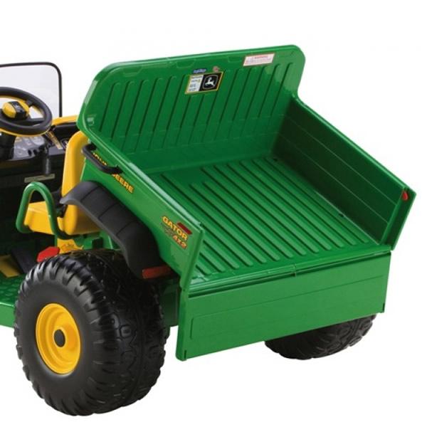 elektro pick up john deere gator hpx bei traktorenshop. Black Bedroom Furniture Sets. Home Design Ideas