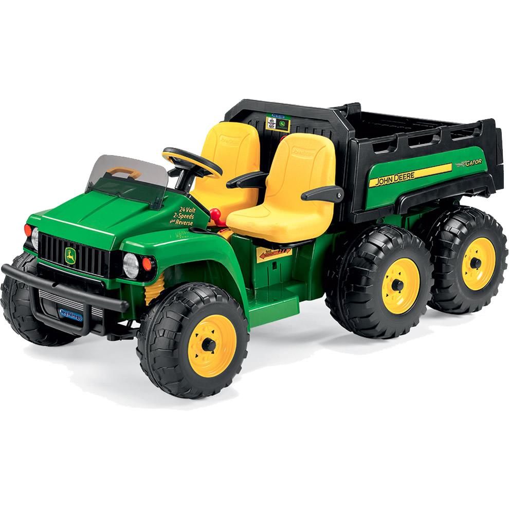 elektro pick up john deere gator hpx 6x4 buy rolly toys at traktorenshop ch. Black Bedroom Furniture Sets. Home Design Ideas